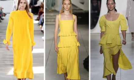 Бъдете слънчеви със слънчево жълто за това лято