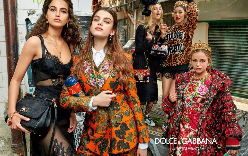 Dolce & Gabbana с много нестандартна рекламна кампания