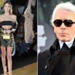 Breaking news: Kaia Gerber с капсулна колекция с Karl Lagerfeld