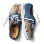 Vans създаде колекция вдъхновена от Ван Гог