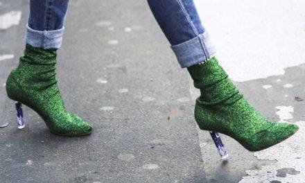 За тази есен купете боти тип чорапи