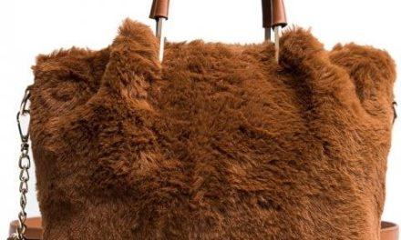 За тази есен бъдете готови за плюшени чанти