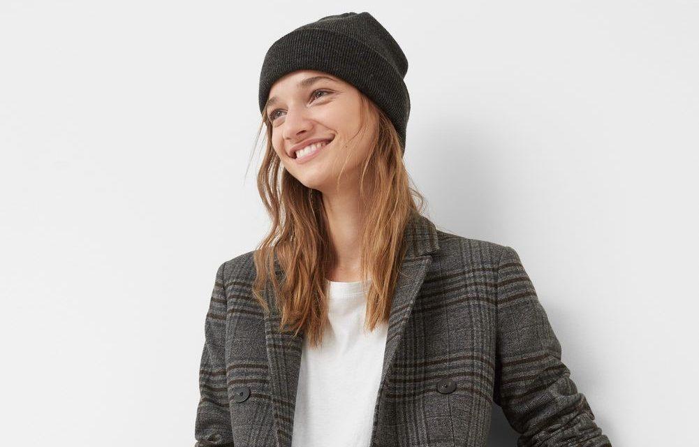 Бъдете стилни тази зима на работното си място с костюм в каре