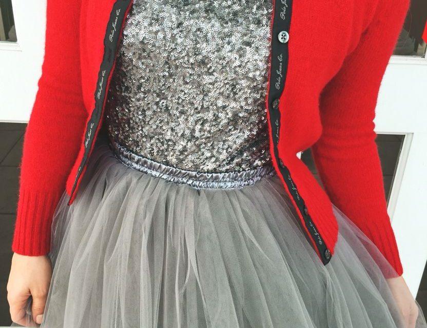 Тюлът – тренд в празничните рокли за сезона