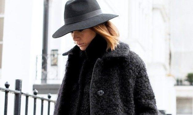Черното е много модерно сега за този зимен сезон