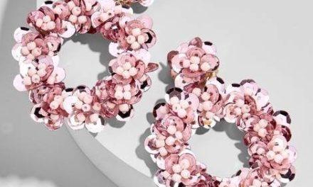 Бъдете красиви тази пролет с големи бижута