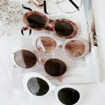 Не забравайте слънчевите очила за тази пролет с огледални стъкла и нестандартни форми