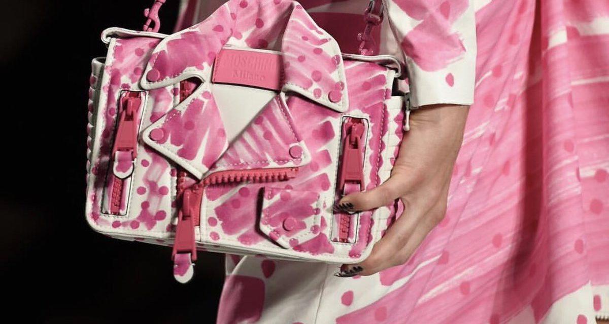 За този сезон носете много красиви чанти в свежи цветове