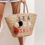 Сламената чанта  – аксесоар за това лято