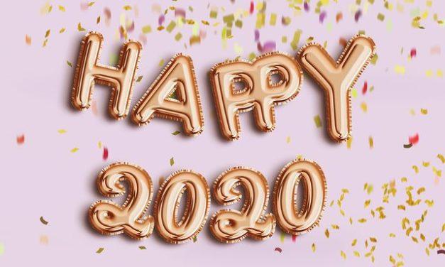 Happy New 2020 – Честита Нова година